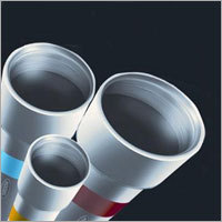 Galvanized Pipes .