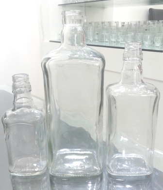 Whisky Glass Bottles