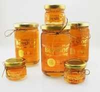 Honey Glass Jar