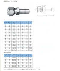 Tube End Reducer