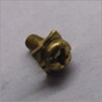 Brass Pan Combi Square Washer Sems Screw