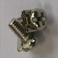 Nickle Plated Pan Combi Rectangle Washer Sem Screw