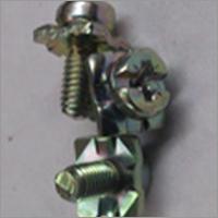 Trivalent Plated Sem Screws
