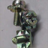 Trivalent Plated Sem Screws