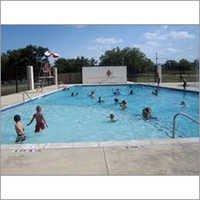 Swimming Pool Lap Machine