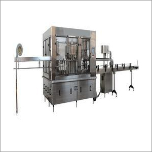 Semi Automatic Rinsing Filling Machine