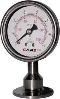 Triclover Sealed Pressure Gauges