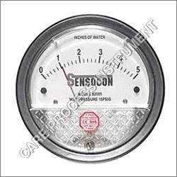 Sensocon Diff. Pressure Gauge