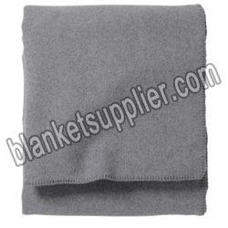 High Wool Blanket