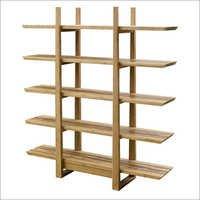 Magnolia Wooden Bookshelf
