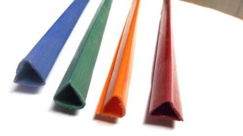 PVC File Patti