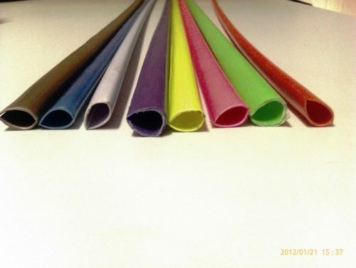 Various Colours Plastic Profiles