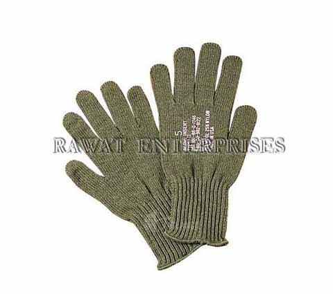 Military Wool Glove