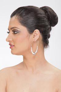 fashion hoop earrings fashion earrings india