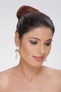 pearl fashion jewellery big fashion earrings