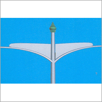 Conical Lighting Poles