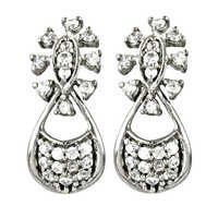 Fashion Jewelry Earrings Cz Earring Indian Manufacturer And Wholesaler Supplier