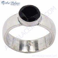 Amazing Black onyx 925 Silver Earrings