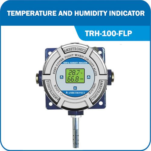 Temperature And Humidity Indicator