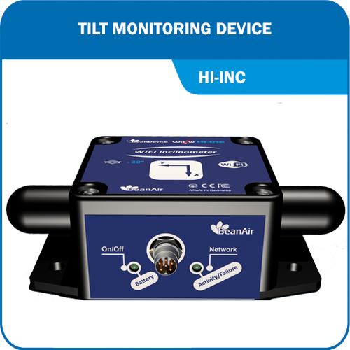 Tilt Monitoring device