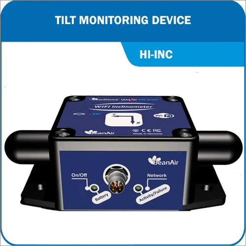 Tilt Monitoring device