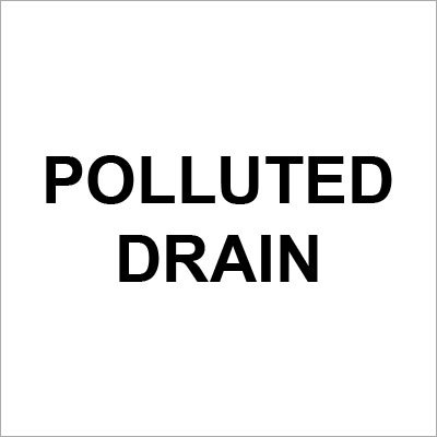 Polluted Drain