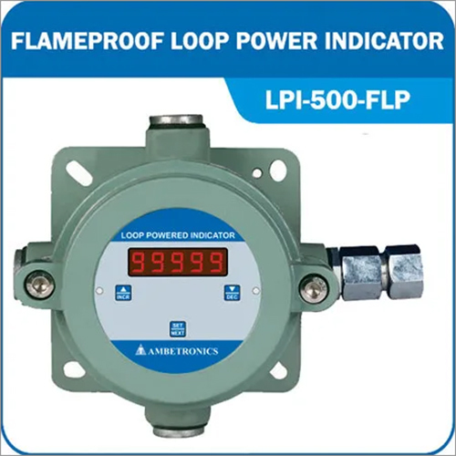 Flameproof Loop Power Indicator (LPI-500 FLP)