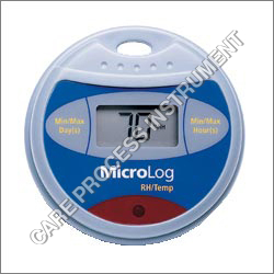 Portable Humidity & Temperature Data Loggers