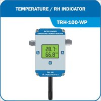 Temperature/RH Indicators  (Battery operated)