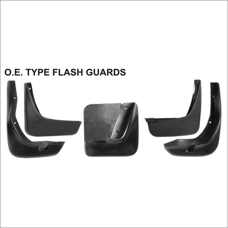 Plastic Flash Guard