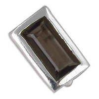 Sensational Smokey Quartz Gemstone Silver Pendant