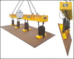 Horizontal to Vertical EPM Lifter