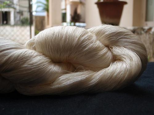 NM 210/2 Mulberry Spun Silk yarn