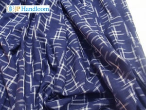IKAT Silk Fabric