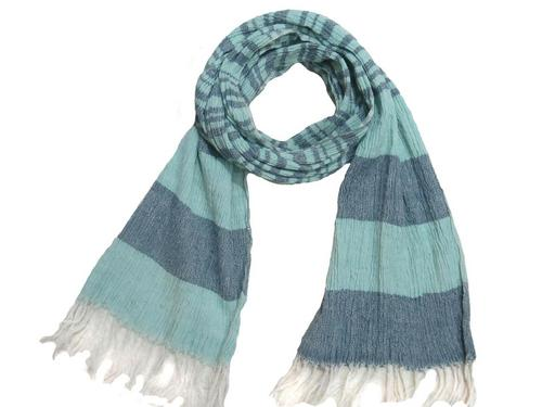 Silk Wool Blended Scarf