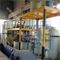Galvanising Pollution Plant