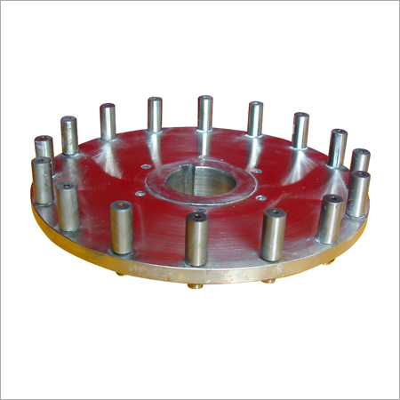 Double Cone Mixers Machine Parts