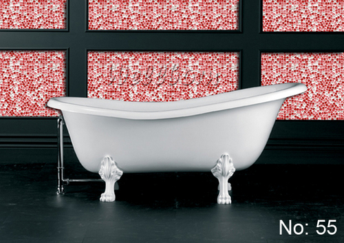 Bathroom Glass Mosaic Tiles