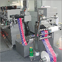 Label Production Line