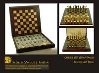 Chess Set (Spartans)