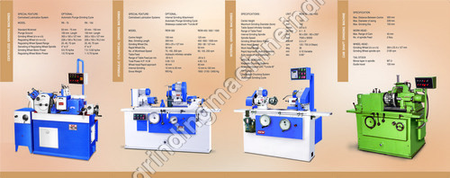 Centerless Grinding Machinery