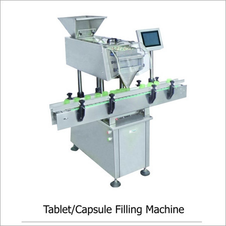Tablet And Capsule Filling Machine