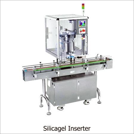 Selicagel Inserter Machine