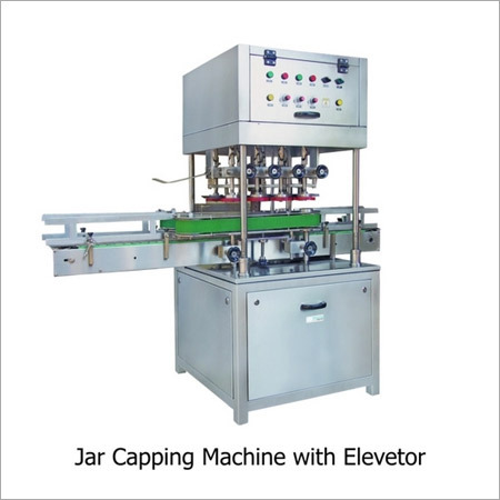 Jar Capping Machines