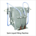 Semi Liquid Filling Machine