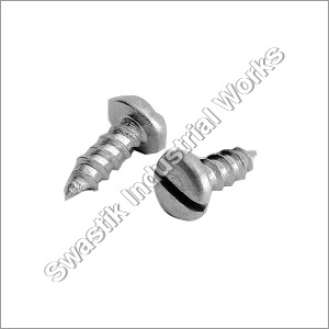 Stainless Steel Pan Slotted Screw