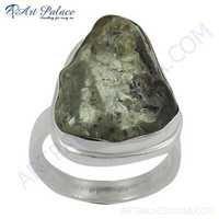 Newest Style Fashion sterling  Druzy Silver Gemstone Ring