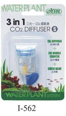 TW Co2 Diffuser (3 in1)