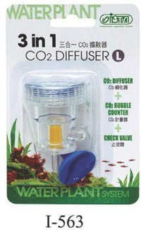 TW Co2 Diffuser (3 in1) L