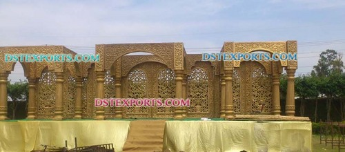 Rajwada Wedding Stage Set